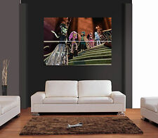 MONSTER HIGH Ref 01 Giant Wall Art Print Picture Poster