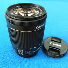 New Canon EF-S 18-55mm F/3.5-5.6 IS STM Lens For Canon 650D 700D 100D  Rebel