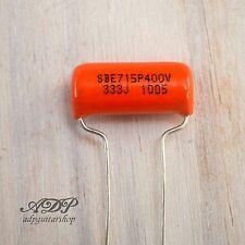 Condensateur  Sprague Orange Drop Capacitor 33nF .033uF 400V