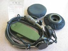 Military EH-5 Headset with Noise Cancellation Microphone