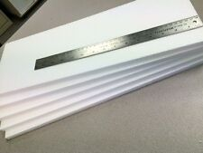 "20 Pcs Styrofoam Foam Sheets Board 20 "" x 7"" x 1/2""  Arts/Crafts/ Hobby/Packing"