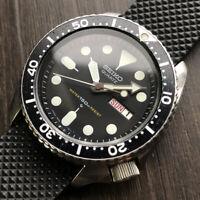 Vintage 1982 SEIKO QUARTZ DIVER'S 150M 7548-7000 Men's Watch from JAPAN #249