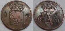 Niederlande 1 Cent 1876
