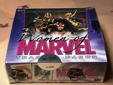 Women of Marvel Series 1 - sealed Box Rittenhouse Archives