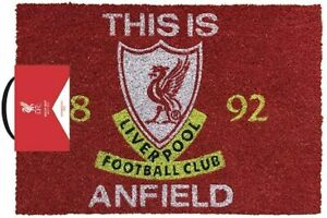 Liverpool FC Football Club This Is Anfield Kitchen Hallway ANY ROOM LFC Gift