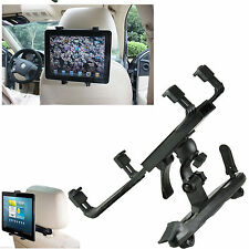 Universal Car Backseat Headrest Mount Tablet Holder for 5.8 -10.1 inch &iPad GPS