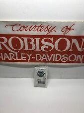 NOS Harley Davidson Windshield Adhesive Tape OEM 58417-77 Robison HD