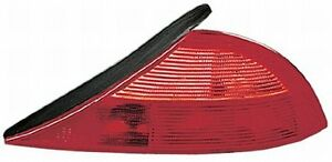 Hella, 9EL 354 404-041, Rear Light, Right, Lancia Y 840
