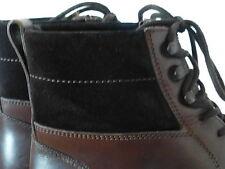 Ludwig Reiter Dachstein Lammfellstiefel Gr 7 Schnür Boots mocca 1x getragen NEUW