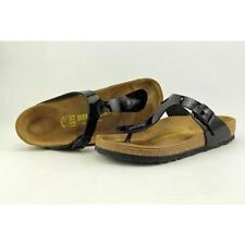 Birkenstock T-Strap Synthetic Sandals & Flip Flops for Women