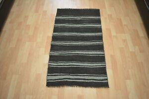 Kilim Rug 2.1x3.8 ,Turkish Rug,Floor Mat,Handmade Rug,Low Pile Rug,Antique Rug