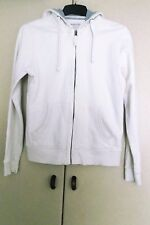 Burtons Zipped Front Hooded Sweatshirt size S.