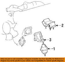 TOYOTA OEM 95-98 Supra-Engine Motor Mount Torque Strut 1236046111
