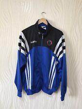 CLUB BRUGGE 1995 1996 FOOTBALL SOCCER ADIDAS TRACK JACKET VINTAGE