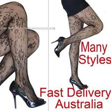 Fishnet Floral Pantyhose and Tights for Women
