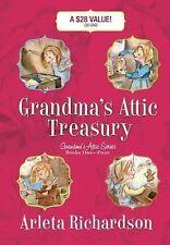 Grandma's Attic Treasury by Arleta Richardson (2012, Quantity pack)