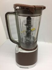 NEW Ninja Kitchen System Pulse 700w 48oz Blender BROWN Chocolate