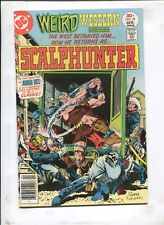 WEIRD WESTERN TALES #39 SCALPHUNTER! (9.2) 1977