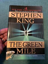 The Green Mile, Stephen King Paperback Like New 9780452278905