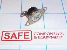 """SELCO 1/2"""" Disc Thermostat CA-140 Open 110°F/Close 140°F Auto Reset MM-086"""