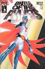 BATTLE OF THE PLANETS    # 6  - COMIC - 2002  -  8.5