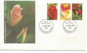 1994 Australia ⁘ Thinking of You ~ First Day Cover