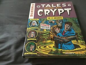 EC Archives Tales From The Crypt volume 2