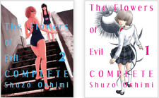 The Flowers of Evil - Complete ( Vol.1- 2) English Manga Graphic Novels New