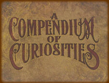 Tim Holtz®  A Compendium of Curiosities I, II, and III  for Advantus Corp.