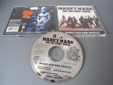 CD MARKY MARK AND THE FUNKY BUNCH - MUSIC FOR THE PEOPLE Made in Germany