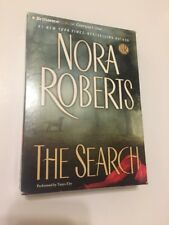 The Search by Nora Roberts (2010 CD) 6CD Set.  Free Shipping!