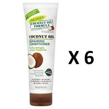 6 Paquet de Palmer`S Réparation Après-shampoing avec Coco Huile 250ml Valeur