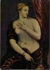(wst) Art Postcard: Venus At The Mirror