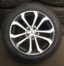 4 Mercedes-Benz Summer Wheels 255/50 R19 103W ML W166 GLE Goodyear a1664011100