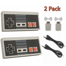 2 NES Classic Edition Wireless Turbo Controllers
