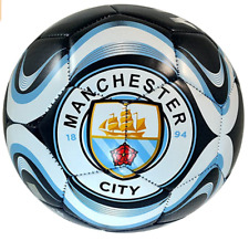 Manchester City Soccer Ball Size 5, Licensed City Ball #5