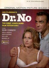 (MTI) DR. NO - Sean Connery, 1963 LP