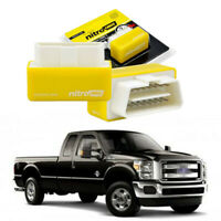 OBD2 FUEL PRO PERFORMANCE CHIP SAVE GAS FIT FOR FORD F-150/250/350 ALL MODELS 1X
