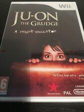 Ju-On The Grudge A Fright Simulator WII (UK PAL)