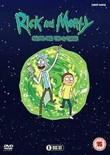 Rick and Morty - Season 1 2 & 3 6 Disc DVD BOXSET