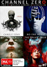 Channel Zero - The Complete Series Dvd Collection (Import) DVD NUOVO
