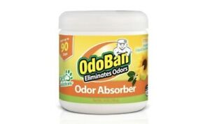 Odoban Odor Absorber Pet Solutions Lasts Up to 90 Days Citrus 14 oz NEW