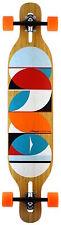 LOADED - Dervish Sama 2015 Longboard komplett Flex 2 - 80a Orange Wheels