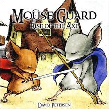 ARCHAIA PRESS MOUSE GUARD RISE OF THE AXE COMIC WHOLESALE LOT BRAND NEW VF/NM
