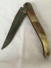 ancien couteau laguiole