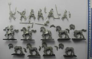 9 ELLYRIAN REAVERS Metal High Elf Elves Aelf Aelves Army Reaver Knights 1990s 91