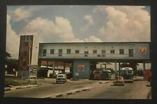 JOHORE CUSTOMS (Johore Bahru) Colour Postcard c1960 Maylasia