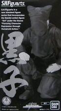 New BANDAI S.H.Figuarts Samurai Sentai Shinkenger KUROKO PVC Pre-Painted