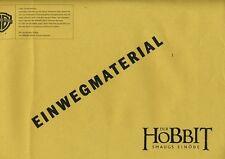 Der Hobbit - Smaugs Einöde ORIGINAL Umschlag Ian McKellen / Jackson / Bloom