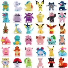 Pokemoned plush doll kids gift